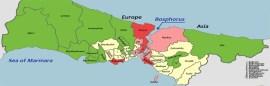 مناطق ومقاطعات اسطنبول – تعرف على اسطنبول أكثر!