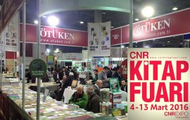 تغطية لليوم الأول من معرض الكتاب في اسطنبول CNR Expo