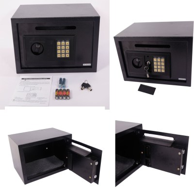Electronic Digital Depository Safe Boxs Cash Slot Drop Off Style Retail Security | eBay