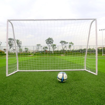 8' x 5' Soccer Goal With Net Strong Straps Anchor Large Soccer Goal Sports | eBay