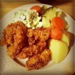 土井善晴先生の料理教室 1月の牡蠣フライ