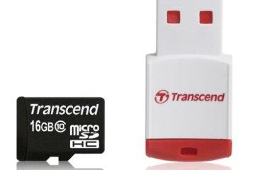 TrandScend 16GB Class10