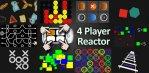 4 Player reactor