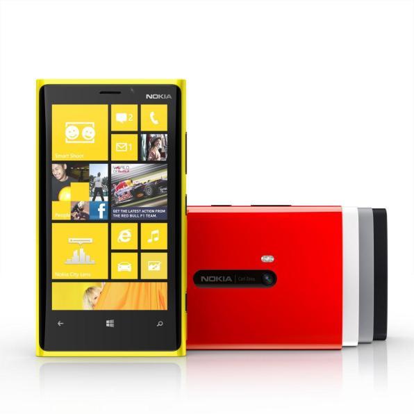Nokia Lumia 920 - Full Color
