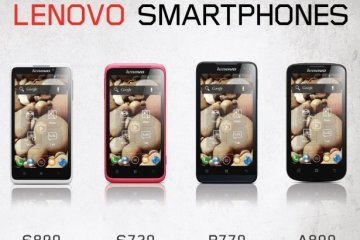 Android-smartphones-by-Lenovo