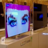 Jajaran TV LED terbaru Samsung
