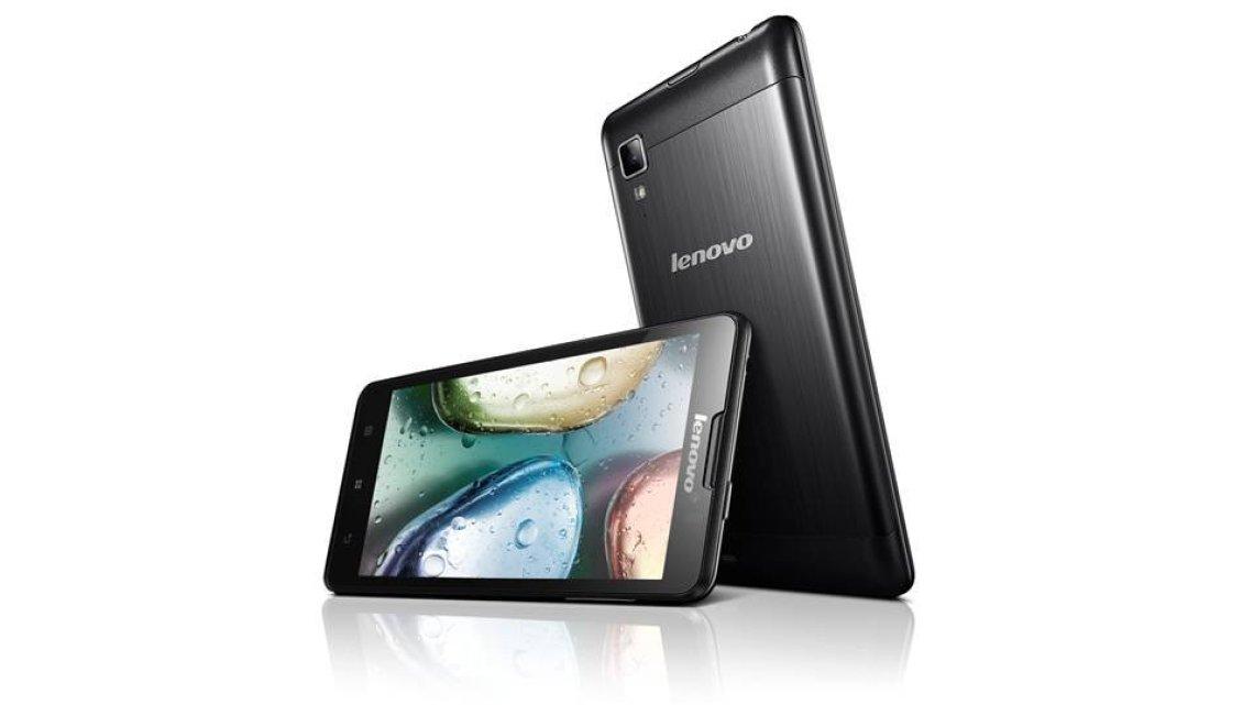 ... Lenovo kini menghadirkan Lenovo IdeaPhone P780 yang dibekali baterai