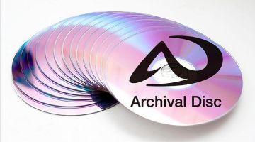 Archival-disk