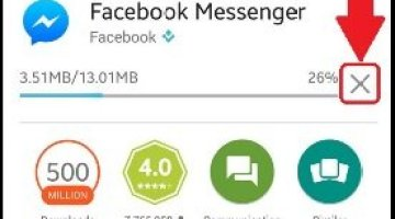No Facebook Messenger 6