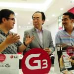 LG Buka Mobile Store di Gandaria City