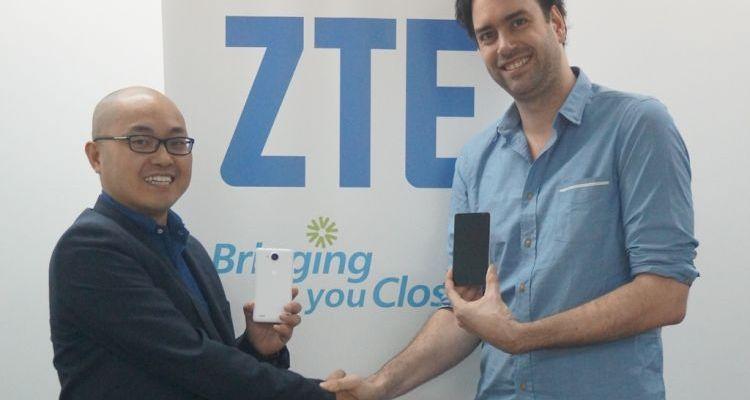 ZTE & Lazada-1