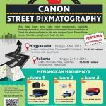 Canon Gelar Lomba Foto Canon Street Pixmatography