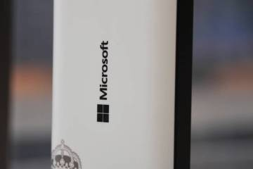 Lumia 430 DS Real Madrid belakang