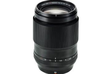 lensa fujinon XF90mm