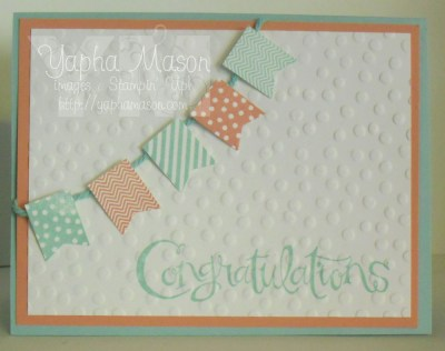 Banner Congrats by Yapha Mason