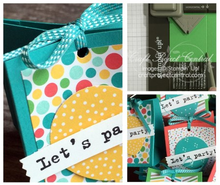 Quick & Easty Party Treat Mini Bags SP