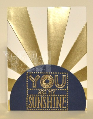 You are my Sunshine by Yapha