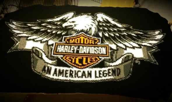 Harley Davidson - An American Legend