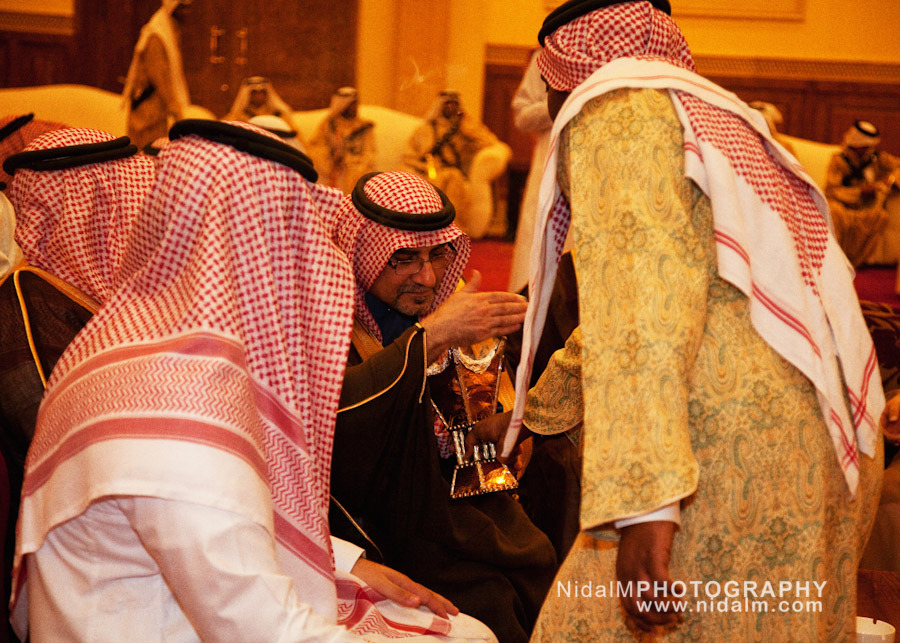 A Saudi Arabian wedding (6/6)