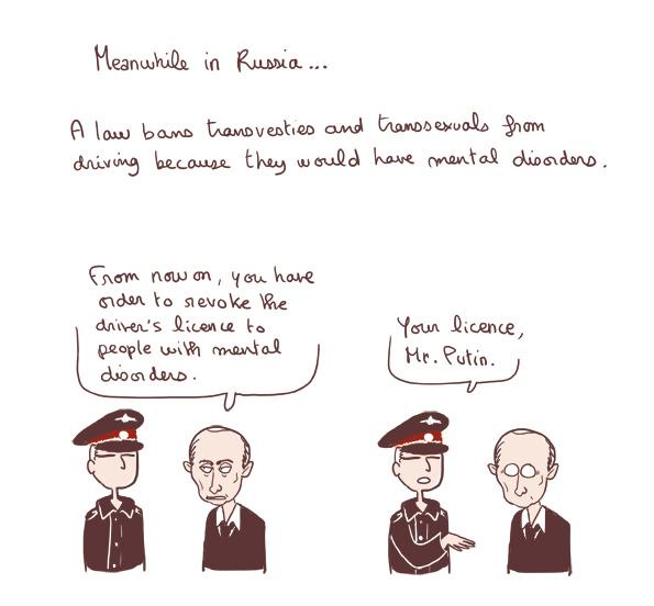 law russia