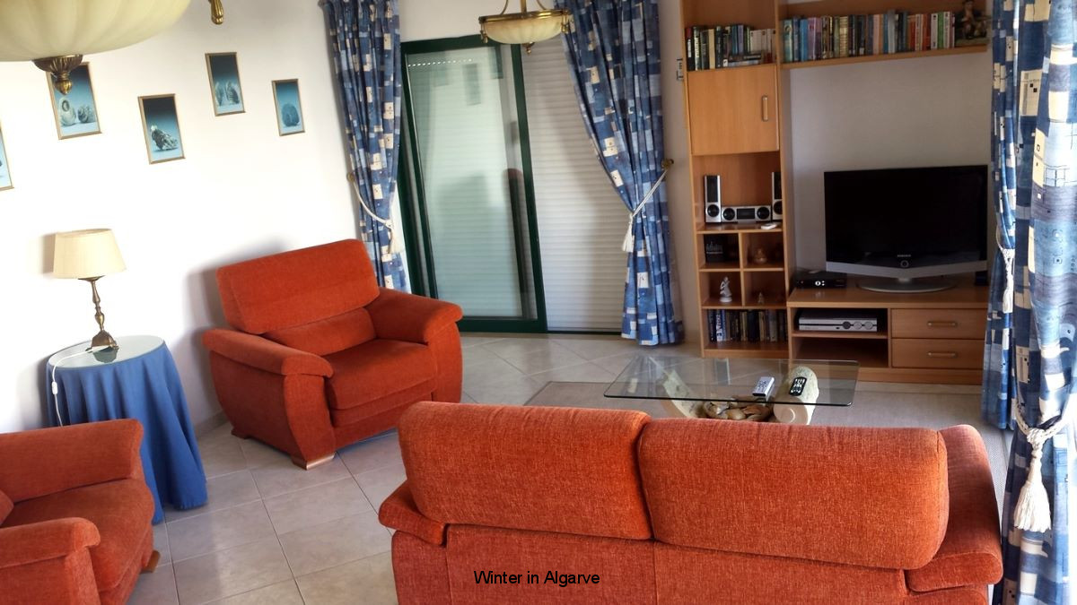10 Comfortabele Woonkamers : Algarve holiday apartment apartment central algarve winter in