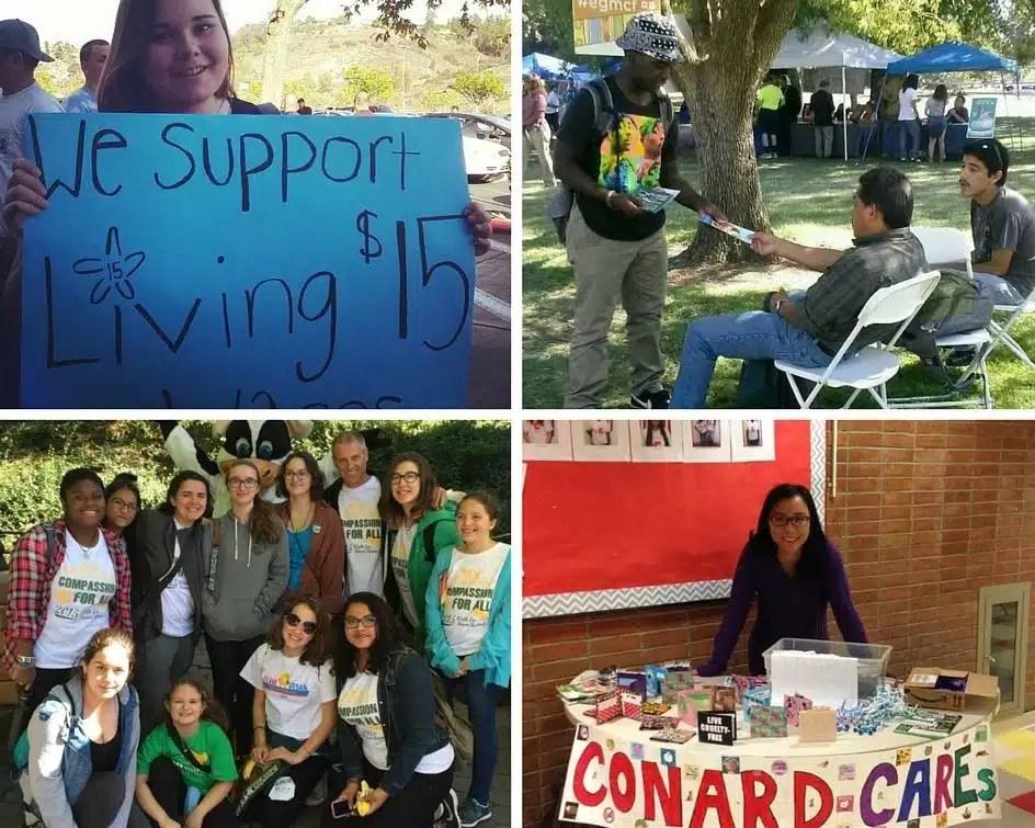 camper activism mashup!
