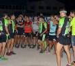 Participantes en la Trail Nocturna, a punto de partir el pasado año / I. Azorin