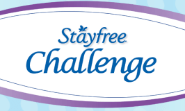 Take the #StayFreeChallengeContest & You Could WIN a $200 Gift Card