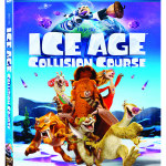 Ice Age: Collision Course Blu-ray GIVEAWAY