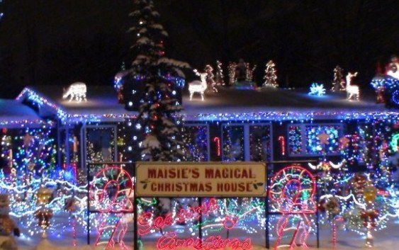 Maisie's Magical Christmas House (and more)