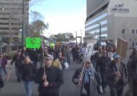 Occupy Protests Reach Capital Region