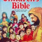My favourite bible- I still read it on occasion. Love the illustration of Queen of Sheba. Yello80s.com