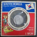South Korea 88 Olympic coin  property 1dwinter