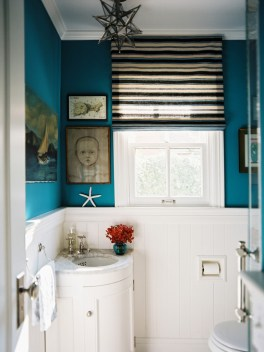 eclectic-powder-room