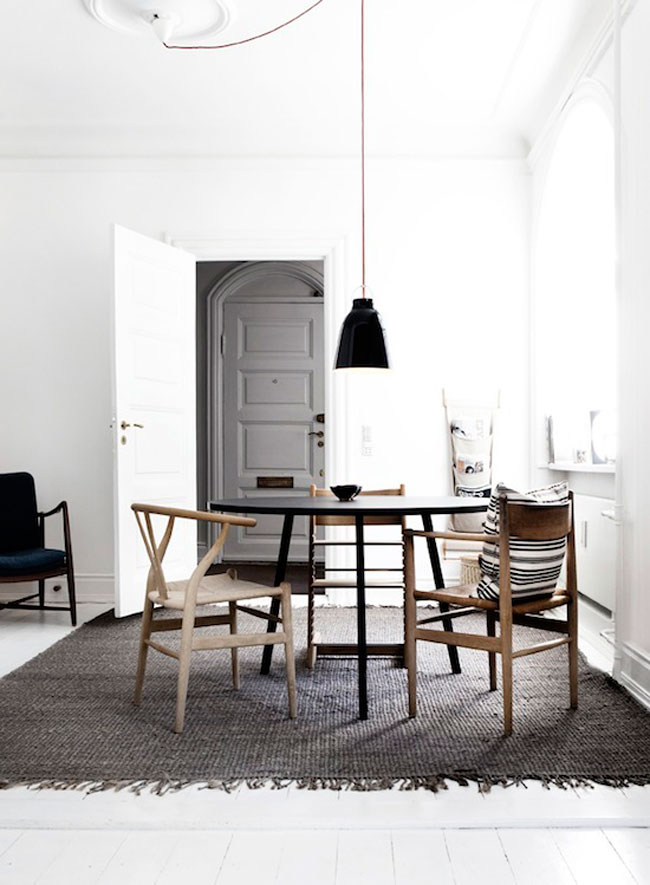 A Danish Home | Guest Post by FrenchByDesign.