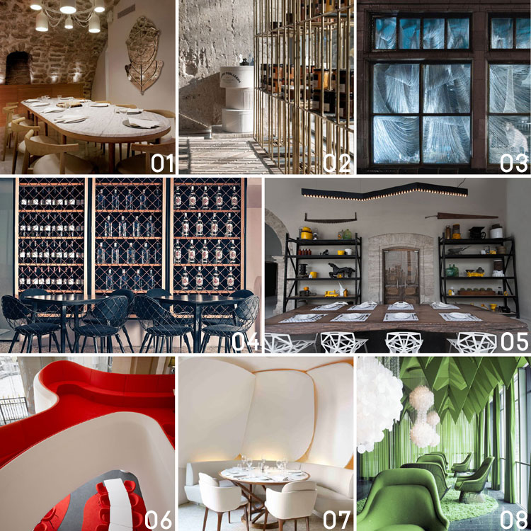 Hospitality, Retail and Commercial Interior Design | 2012 Archive.