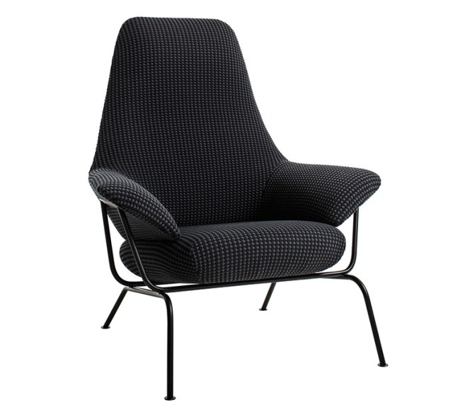 Hai Lounge Chair by Luca Nichetto for One Nordic Furniture | Yellowtrace.