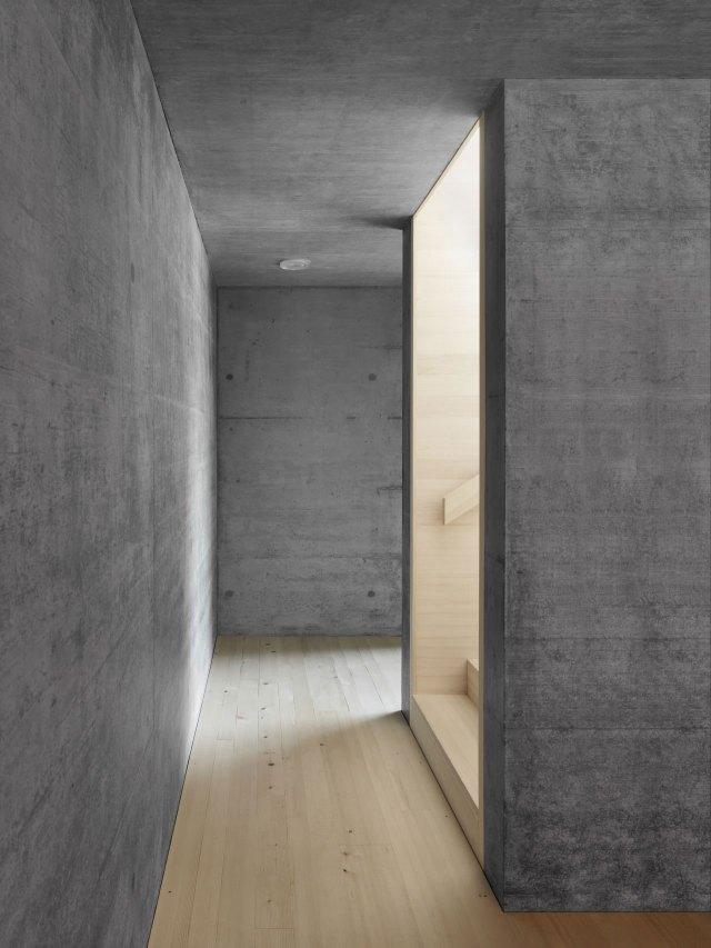 Haus am Moor by Bernardo Bader Architects, Austria | Yellowtrace.