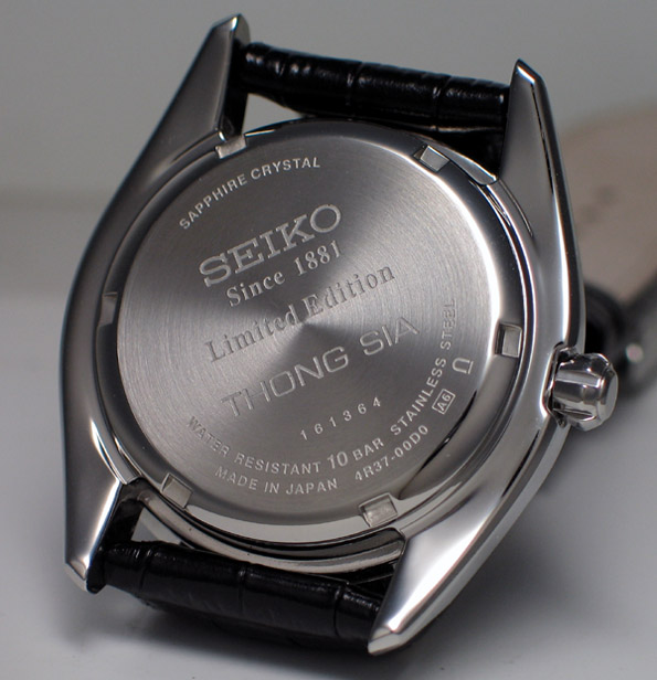 Seiko Presage - Thong Sia Limited Edition  (2/6)