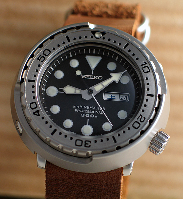 Watch Purchase: SBBN017 (1/3)