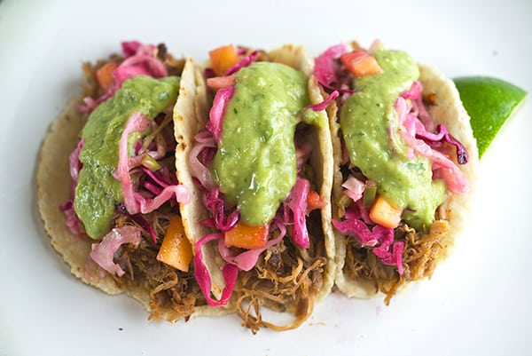 pulled pork bbq pork bbq pulled pork tacos salsa recipes yummly pulled ...