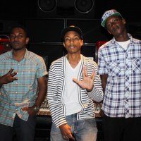 Mann ft. Kendrick Lamar, Frank Ocean & Shawn Chrystopher- Bend Ya