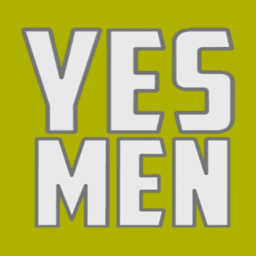 Yes Men FacebookTwitter Profile Pic 02 Yellow