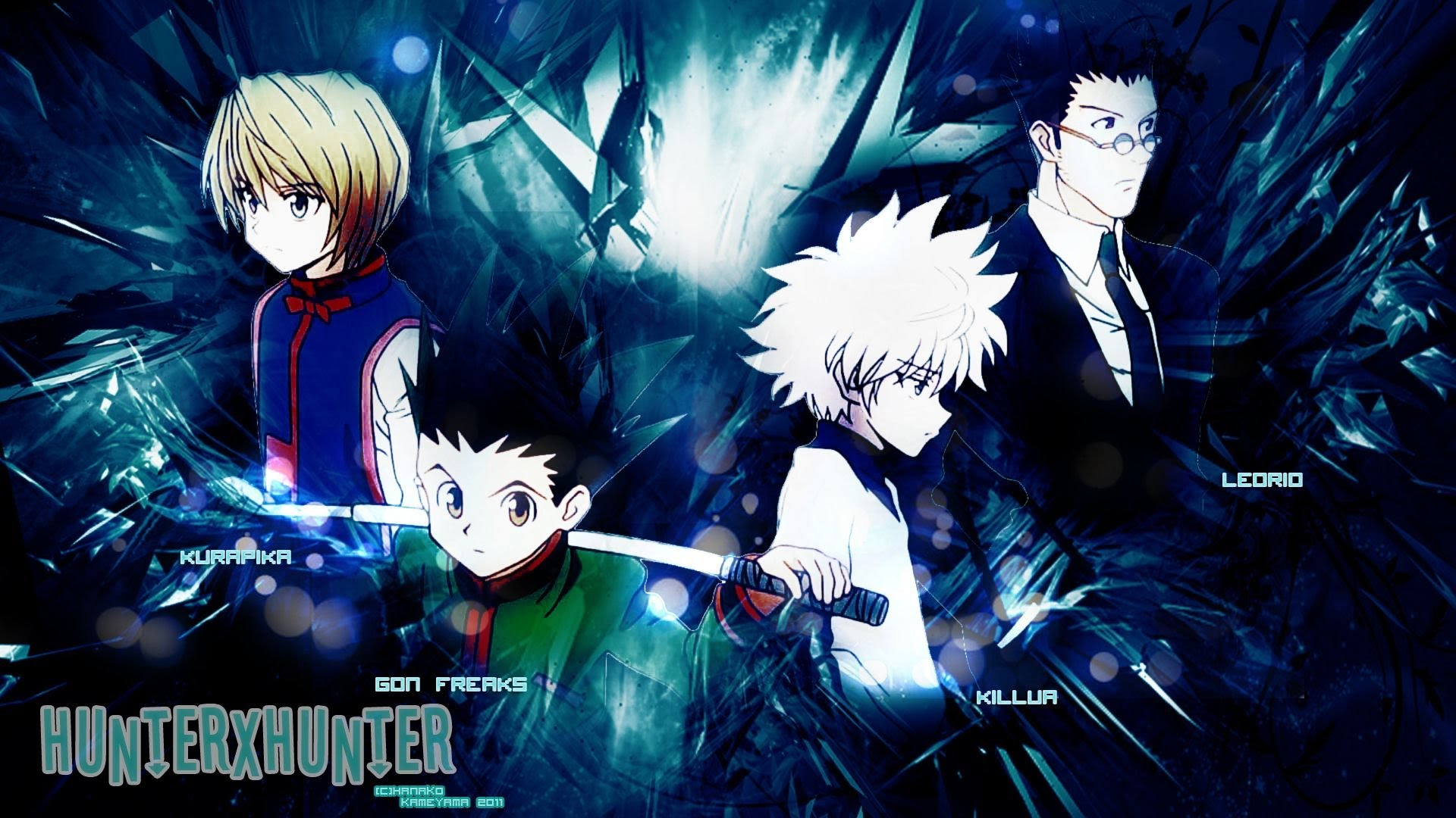 Fullsize Of Hunter X Hunter Torrent