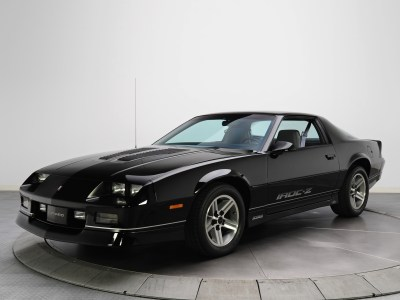 Chevrolet Camaro IROC-Z Wallpapers High Quality | Download ...