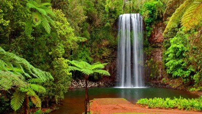 4K Waterfalls Wallpapers High Quality | Download Free
