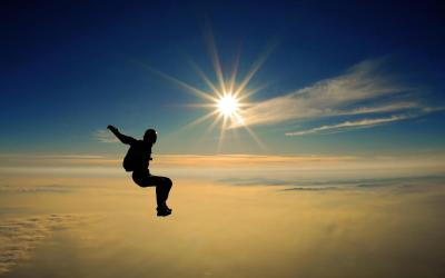 Skydiving Wallpapers High Quality | Download Free