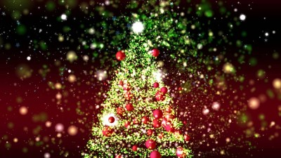 4K Christmas Tree Wallpapers High Quality | Download Free