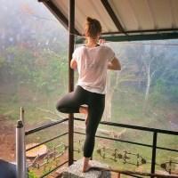 Thekkady: Morning Yoga