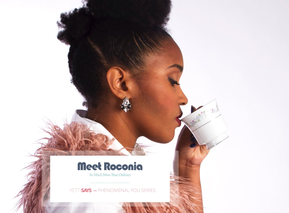 So Much More Than Ordinary - Meet Roconia